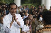 Santriwati Ini Tawar Menawar Jawaban ke Jokowi