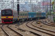 Diprediksi Akan Ada Antrean KRL Jurusan Bogor di Stasiun Manggarai