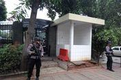 Tas Mencurigakan di Depan Mapolda Metro Milik WN Malaysia