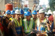 Datangi Proyek MRT, Anies-Sandi Tegaskan Eksekusi Lahan di Haji Nawi