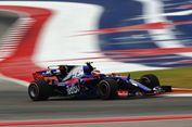 Hasil Sean Gelael di Latihan Bebas F1 GP AS
