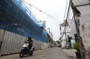 Patok Batas untuk Eksekusi Lahan MRT Segera Dipasang