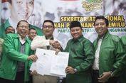 Berebut Ajukan Cawagub, PKB Tolak Usulan PPP Duetkan Ridwan Kamil-Uu
