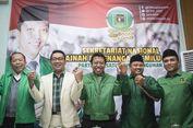 PPP Tegaskan Kursi Pengusung Ridwan Kamil Sudah Cukup Tanpa Golkar