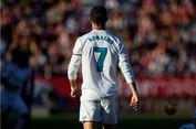 Cristiano Ronaldo Bikin Luis Suarez Bingung