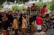 'Ngunduh Mantu' di Medan,  Jokowi Datangkan 7 Kereta Kencana dari Solo