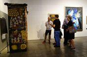 Kurator Dunia Kagumi Koleksi Seni Rupa Indonesia