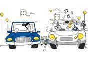 """Ini Tujuh Tipe Pengendara Mobil """"Zaman Now"""""""