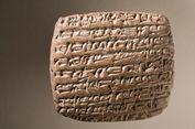 Lempeng 4.000 Tahun Ungkap Lokasi 11 Kota Kuno Asyur yang Hilang
