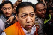 Kesan Setya Novanto setelah Dua Hari Mendekam di Rutan KPK