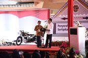 Jokowi: Kalau Minjam Uang, Pakai untuk Modal Usaha Bukan Gagah-gagahan