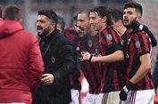 Gattuso Tak Akan Gunakan Formasi 'Warisan' Montella di AC Milan