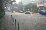 Banjir di Jakarta yang Jadi Ujian Anies-Sandiaga
