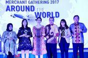 Apresiasi Merchant Produktif, BRI Beri Tiket Gratis ke Luar Negeri