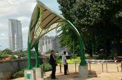 Melihat Uniknya Desain Halte di Jakarta Besutan Arsitek Tanah Air