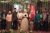 Mendadak, Jokowi Hadiri Nikahan Anak Pawang Rusa Istana