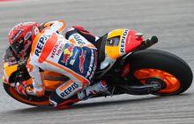 Marquez, Vinales, dan Rossi Start Seleret di GP Americas