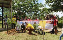 Komunitas Innova Tanam 2.200 Bibit Pohon di Hari Bumi