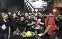 Komunitas Yamaha R15 Kumpul di Tangerang