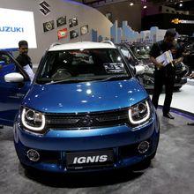 Suzuki Janji Ignis Segera Dirakit Lokal