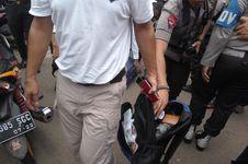 WN Malaysia yang Ditangkap Polisi Mengaku Cari Istrinya, Agnes Monica