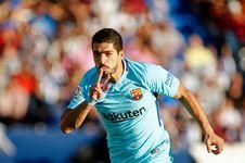 Hasil dan Klasemen Sementara Liga Spanyol, Barca-Madrid Beda 10 Poin