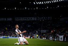 Bonucci Bantah Pukul Dybala Saat Final Liga Champions