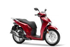 Ini Detail Skutik Premium Honda SH150i