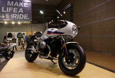 BMW R NineT Racer, Kental Nuansa Klasik
