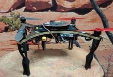 Drone Sudah Bisa Dikontrol lewat Internet 4G