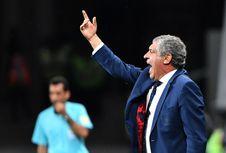 Pelatih Portugal: Kami Pantas Menang atas Meksiko