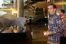BEI Laporkan Perusahaan Nasional yang 'Listing' di Luar Negeri pada Jokowi
