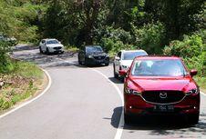 Menjelajah Malang-Nusa Dua dengan 'All-New' Mazda CX-5