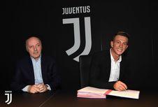Juventus Resmi Rekrut Bernardeschi Seharga Rp 619 Miliar