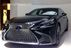"""Lexus Sematkan Mesin """"Turbo Khusus"""" di LS 500"""