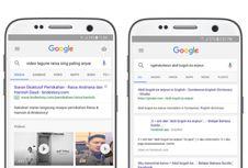 Google Kini Bisa Diperintah dengan Bahasa Jawa dan Sunda