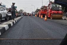 Aspal Plastik Bakal Digunakan untuk Pemeliharaan Jalan