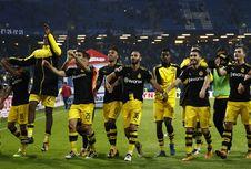 Hasil Liga Jerman, Borussia Dortmund Geser Bayern Muenchen