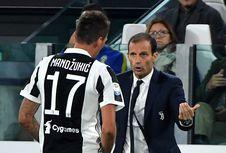 Hasil Liga Italia, Juventus Masih Sempurna dalam 5 Pekan