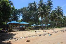 Pantai Batu Lamampu dan Kayu Angin, Pantai Perawan di Perbatasan