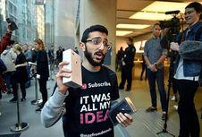 Penjualan Perdana iPhone 8 Sepi, Siapa Pembeli Pertama?