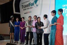 Di Garuda Indonesia Travel Fair Phase II, BNI Tebar Beragam Promosi