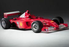 Mobil F1 Shumi Masuk Bursa Lelang, Berminat?