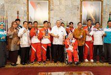 Sumsel Juara Umum ASEAN Para Games, Alex Noerdin Janjikan Umrah