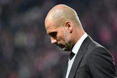 Rapor Buruk, Guardiola Sadar Sudah Kecewakan Man City