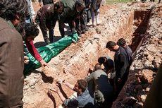 Suriah Masih Simpan 3 Ton Senjata Kimia, Benarkah?