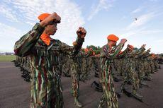 Di Desa Ini, TNI AU Terjunkan Pasukan Khusus untuk Pertama Kalinya