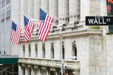 Saham Apple Merosot, Wall Street Ditutup Melemah