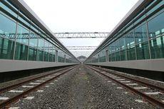 Stasiun Bandara Soekarno-Hatta 95 Persen, Begini Kondisinya