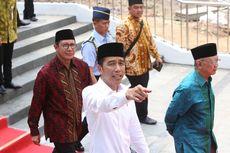 Presiden Joko Widodo Peringati Isra Miraj di Purwakarta